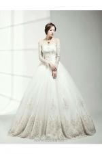 Bonne Mariee Wedding Dress
